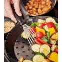 Iron vegetables roasting pan OUTDOOR