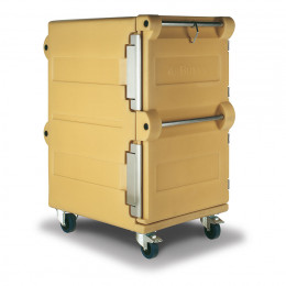 Armoire isotherme mobile 200 L - Sans roues