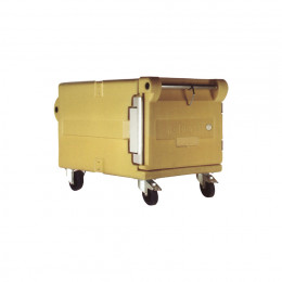 Armoire isotherme mobile 120 L - Sans roues