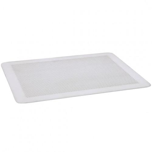 Flat baking tray