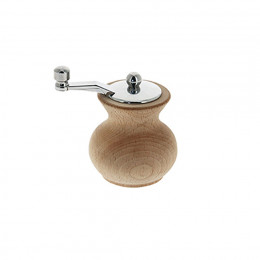 Pepper mill with handle wood 7 cm BOOGIE BBOIS