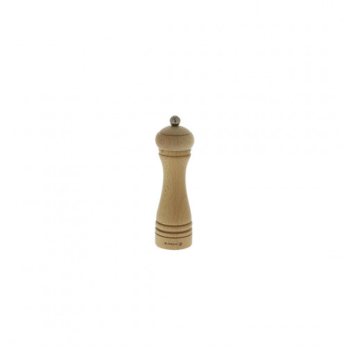 Universal mill for salt, pepper and spices wood 18 cm JAVA