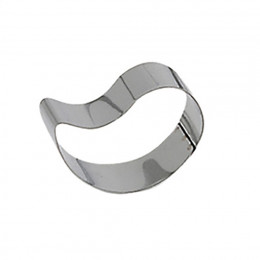 ST. STEEL individual ring