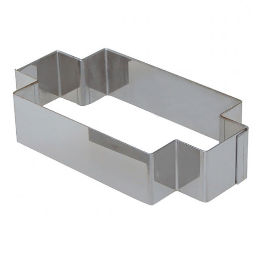 Rectangles inox