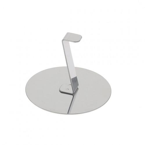 Poussoir lisseur inox pour cercles individuels