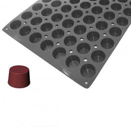 Plaque 70 mini muffins MOUL FLEX PRO, silicone