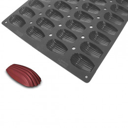 Tray 44 madeleines MOUL FLEX PRO, silicone