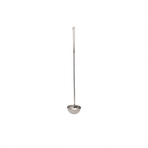 Small ladle, stainless steel