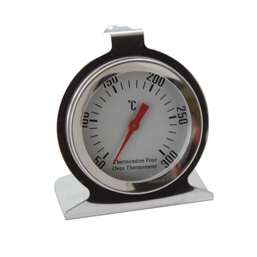 Thermomètre à four inox +50°/+300 °C