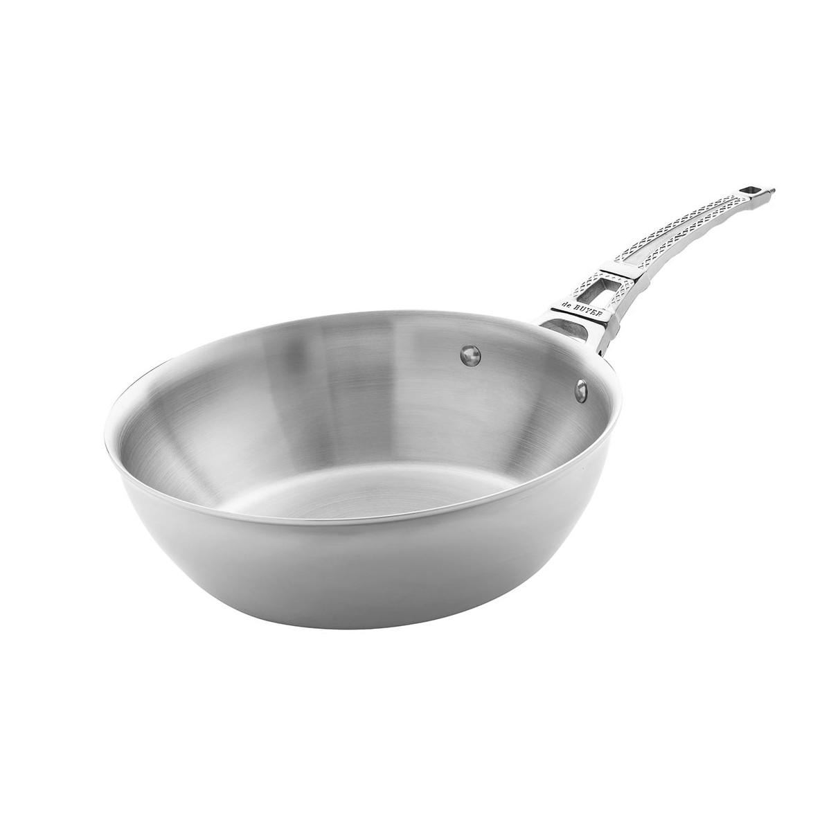 Bon Chef Sauté//Frying Pan With Cover Country French Collection 60304 1.625 Qt