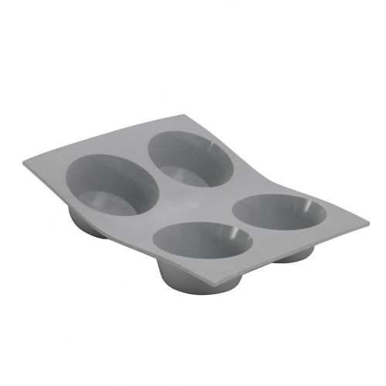 Plaque muffins ELASTOMOULE, mousse de silicone