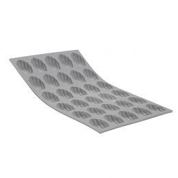 Tray mini madeleines ELASTOMOULE, silicone foam