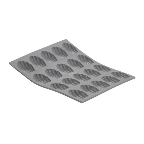 Tray mini madeleines ELASTOMOULE, silicone foam