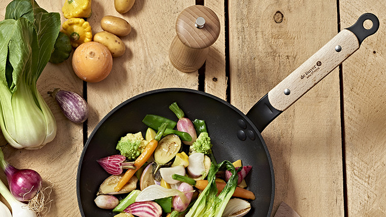 Tips for a dazzling and delicious vegetable stir-fry
