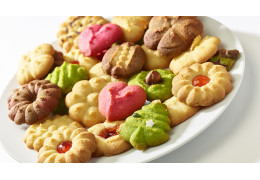 Sablés, biscuits sucrés